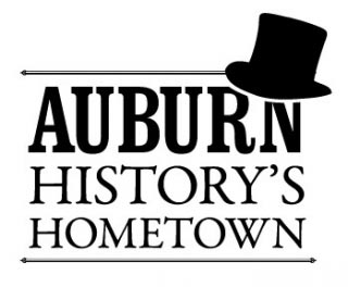 History's Home Town Logo