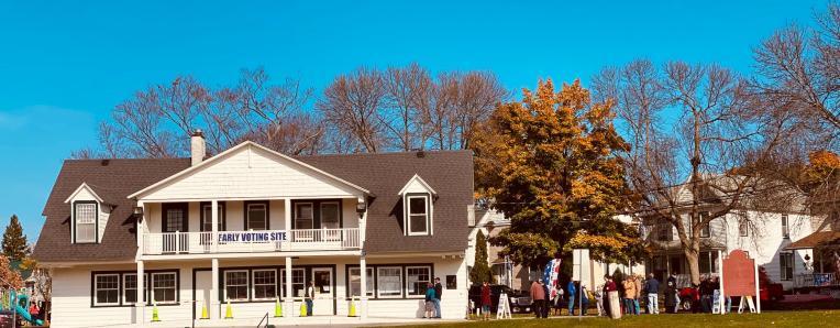 Clifford Park Clubhouse, 81 Mary Street, Auburn, New York