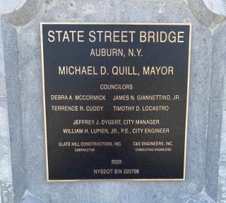 State Street Bridge 2021