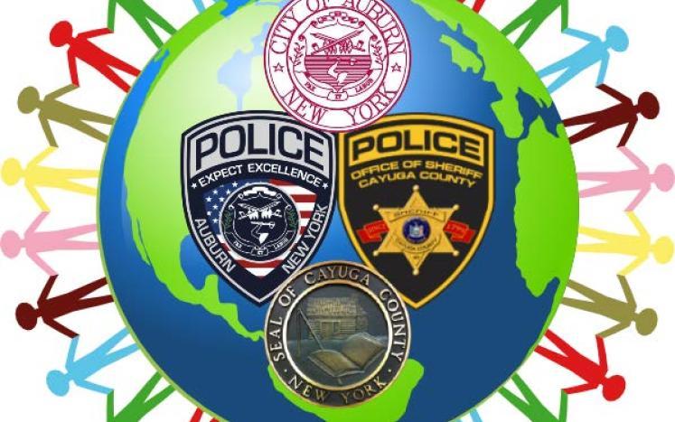 Auburn Police Department - Cayuga County Sheriff Community Collaborative Logo