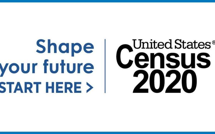 Be Counted by taking the 2020 Census