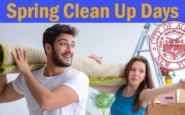 Spring Clean 2021